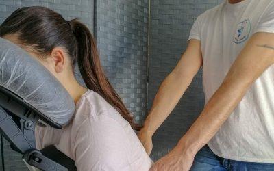 Le massage sur chaise, quel intérêt pour l'entreprise ?