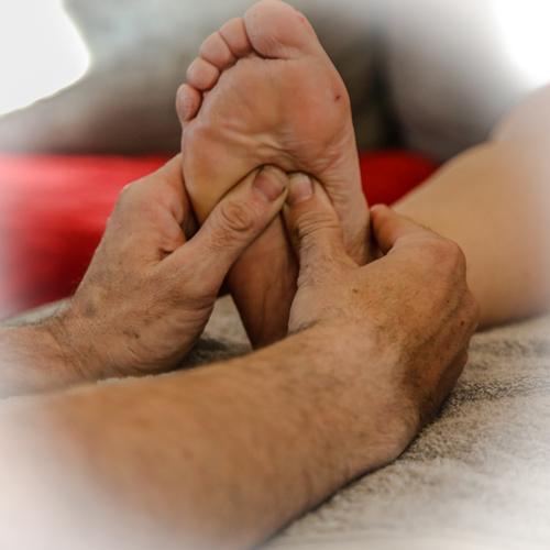 massage réflexologie plantaire Thaï