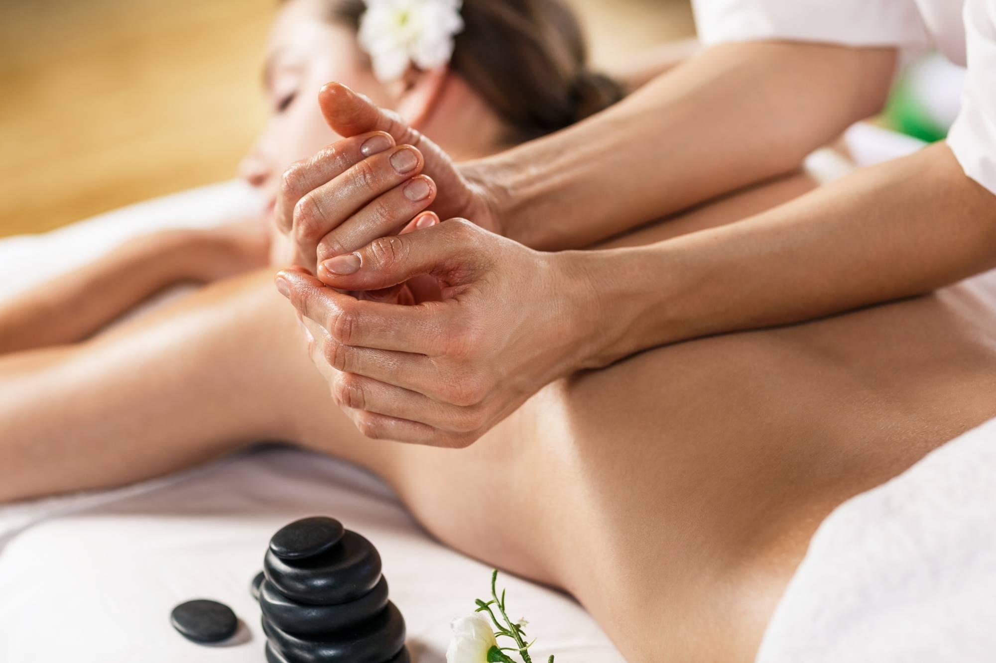massage hawaïen lomi-lomi