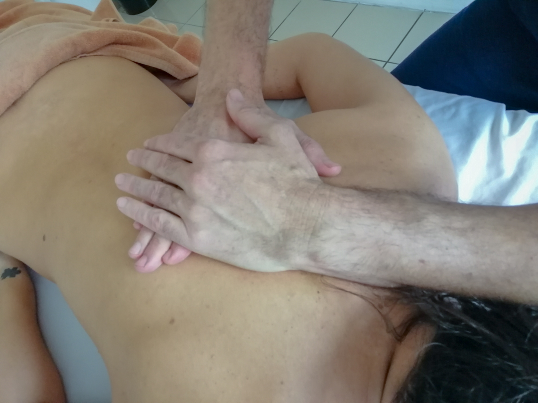 massage deep tissue